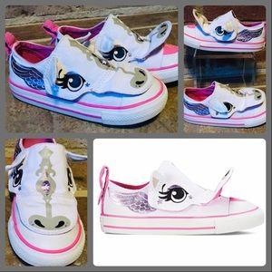 CONVERSE All Star RARE Unicorn Sneakers Size 9